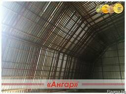 Ангары сборно-разборные арочные, шатровые и прямостенные - photo 3