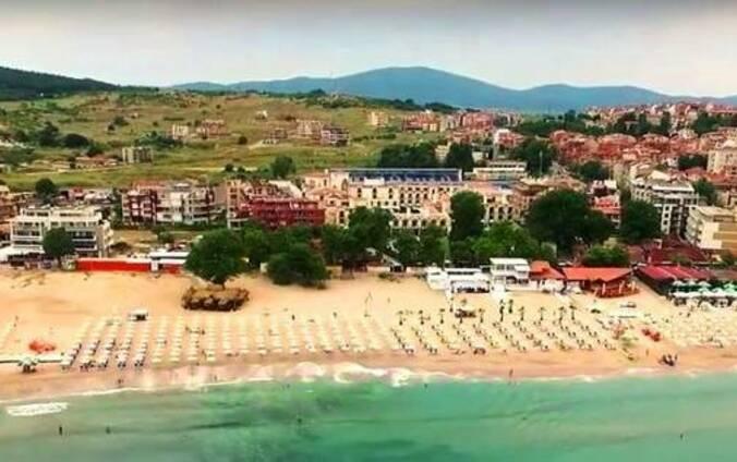 Болгария, Аренда квартир в 10-ти метрах от пляжа