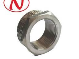 """Brass adapter 3/4""""F-1 """"M (Nikel) /HS"""