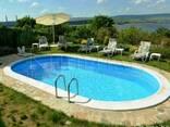 Двухэтажный дом с бассейном с красивая панорама на Варну и - фото 2