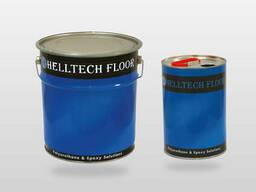 Эпоксидные наливные полы Helltech floor 3025 self levelling - фото 4