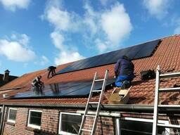 Монтаж на соларни модули - фото 4
