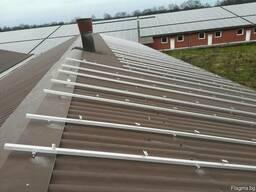 Монтаж солнечных батарей - фото 6