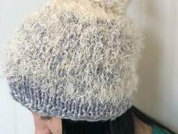 Оптом шапки handmade - фото 3
