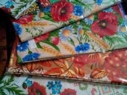 Скатерти,полотенца, фартуки, прихватки в украинском стиле