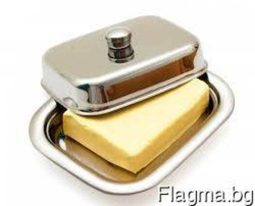 Сливочное масло с массовой долей жира не менее 72,5 и 82,5%