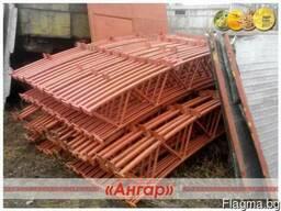 Ангар арочного типа демонтирован в полной комплектации - photo 3