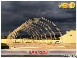 Ангары, склады, цеха, зернохранилища шириной от 8м до 24м - фото 3