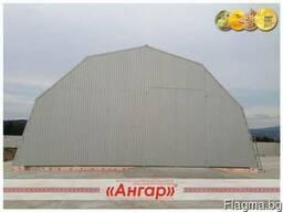 Ангары, склады, цеха, зернохранилища шириной от 8м до 24м - фото 4