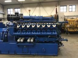 Б/У газовый двигатель MWM TCG 2020 V20, 2000 Квт, 2012 г. в. - фото 6