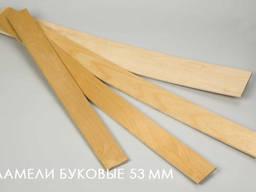 Буковые ламели директно от производителя (ua) - фото 1