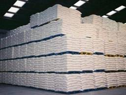 Export of White Cane Sugar