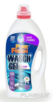 Гел за парни Pure fresh Universal 6l