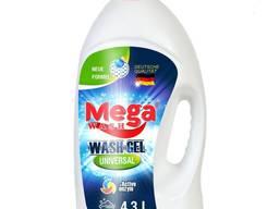 Гел за парни Mega Wash 4,3l Universal