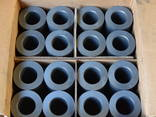 Изделия из графита: пластины, электроды, тигли, блоки, кольца, втулки, стержни, колодки - фото 5
