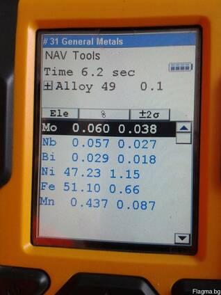 Круг - 50Н , Alloy 49-Никель-49%