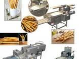 Линия для производства хлебных палочек Гриссини - фото 1