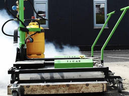 Машина за ремонт на асфалт с инфрачервени лъчи MIRA-1 TICAB