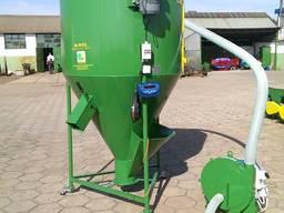 Миникомбикормовый завод 500 кг 7, 5 кВт