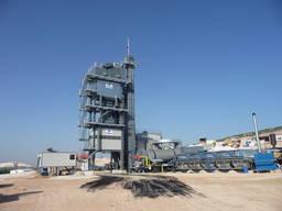 Нов завод за асфалт PARKER PLANT TransMix 2300 (модулен, производителност - 200 т. ч. )