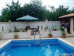 Новый полностью меблированный дом с бассейном, Варна - фото 5