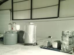 Оборудование для Интенсификация выращивания товарных хлебопекарных дрожжей.