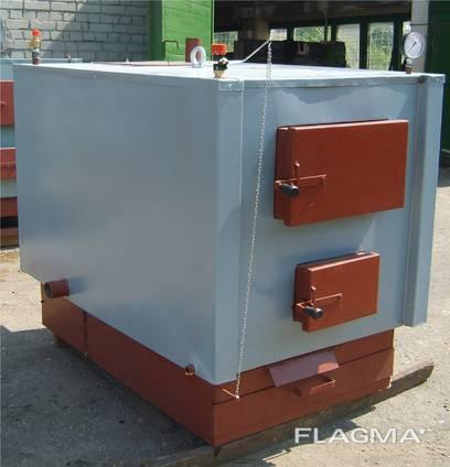 Solid fuel boiler КОТВМ 95 (95 kilowatts)