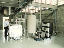 Оборудование для Производства соков, пюре, однородной консистенции с мякотью, CTS