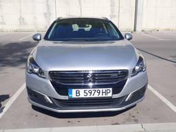 Peugeot 508SW 1.6 120 Blue 03.2016