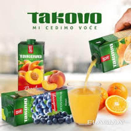 Плодови сокове 50%, 100% съдържание на плодове