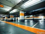 Полимерни подове за паркинг - фото 1