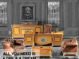 Проект дизайн производство мебели доставка и монтаж - photo 3