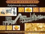 Оборудование для производства чипсов из Турции - фото 1