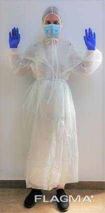 Protective gown/apron