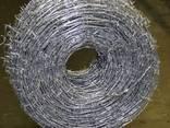 Проволока стальная гладкая, рифленная, колючая, сварочная - фото 2