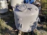 Емкость нержавеющая 3,2 м3 стали (12Х18Н10Т) - фото 3