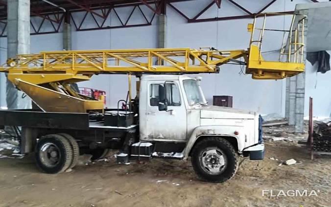 Резервни части за автовишки, автохидравлични асансьори AP-17, AP-18 продажба в България,