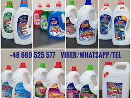 Gel Laundry Detergent Pure Fresh, own production, wholesa