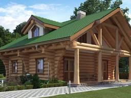 Строим продаем деревянные рубленые дома и бани