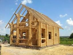 Строительство деревянных домов из бревна и бруса. - photo 4