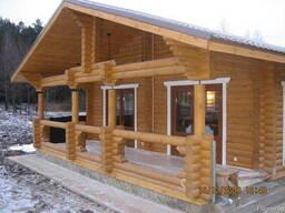 Строительство деревянных домов из бревна и бруса. - photo 6