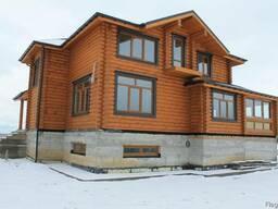 Строительство деревянных домов из бревна и бруса. - photo 7