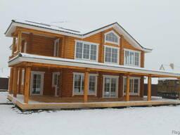 Строительство деревянных домов из бревна и бруса. - photo 8