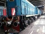 Вагоны и локомотивы - фото 1