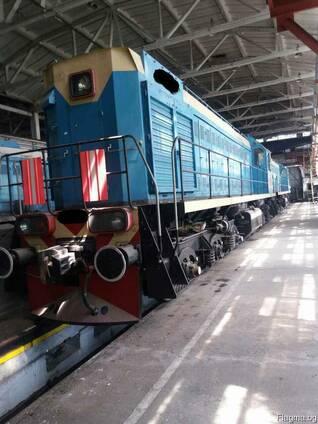 Вагоны и локомотивы