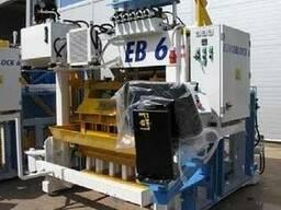 Блок машин Мобильный для производства бордюров, полых блоков